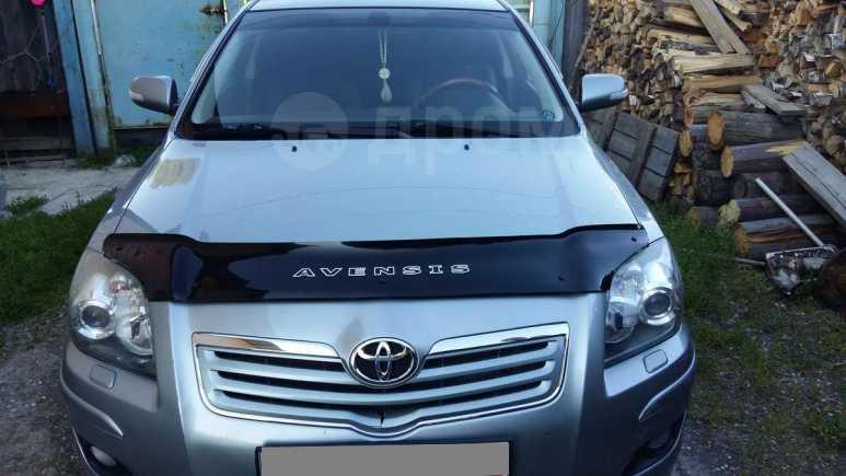Toyota Avensis, 2007 год, 470 000 руб.