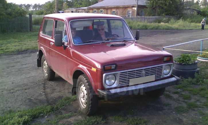 Лада 4x4 2121 Нива, 1977 год, 100 000 руб.