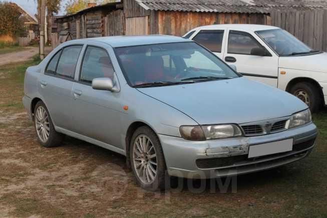 Nissan Almera, 1996 год, 125 000 руб.
