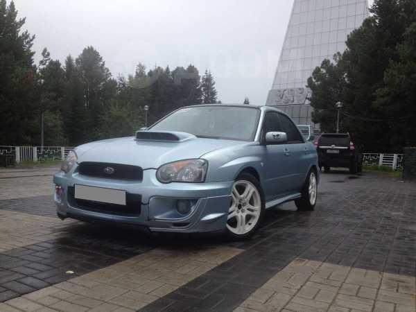 Subaru Impreza WRX, 2005 год, 450 000 руб.