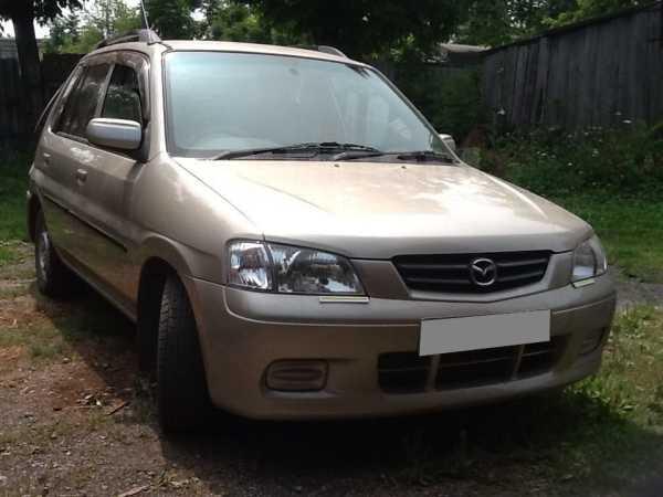 Mazda Demio, 1999 год, 60 000 руб.