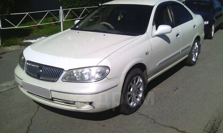 Nissan Sylphy, 2003 год, 235 000 руб.