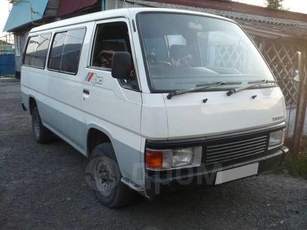 Nissan Homy, 1990 год, 148 000 руб.