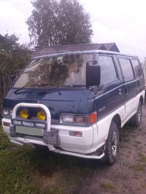 Mitsubishi Delica, 1989 год, 85 000 руб.