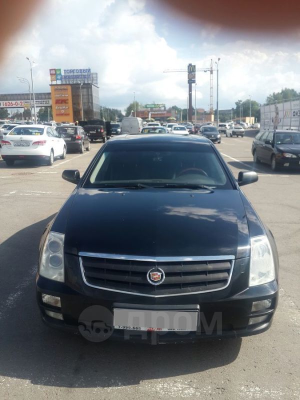 Cadillac STS, 2006 год, 400 000 руб.