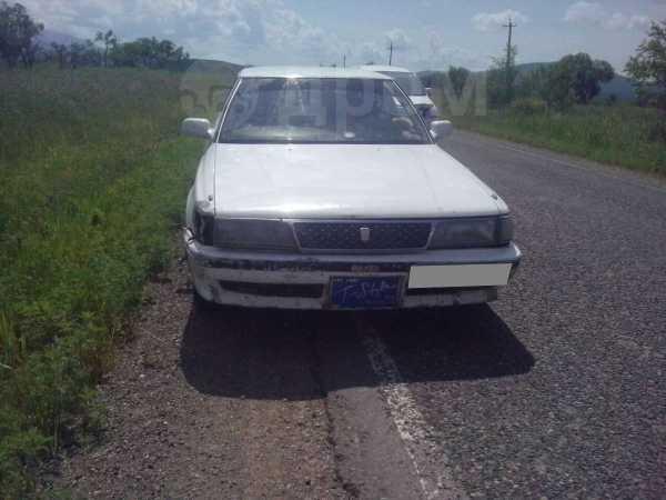 Toyota Chaser, 1989 год, 55 000 руб.