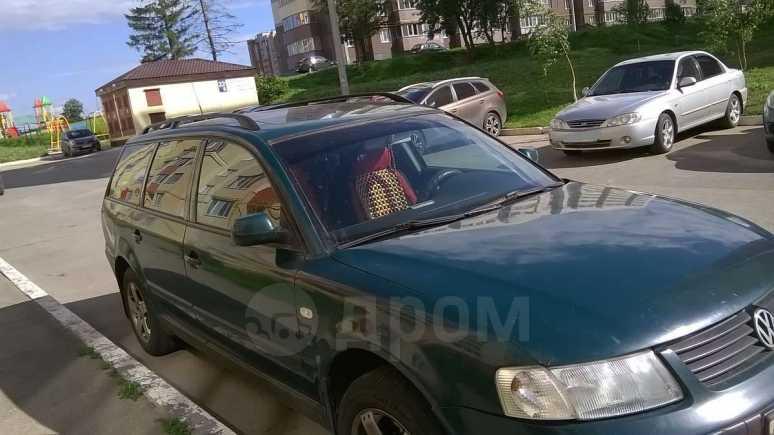 Volkswagen Passat, 2000 год, 240 000 руб.
