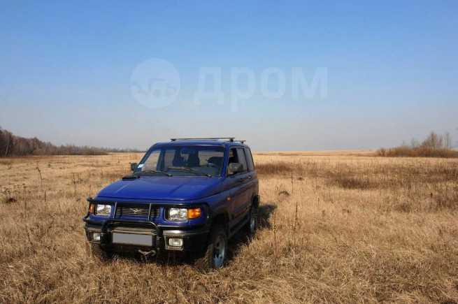 УАЗ Симбир, 2002 год, 150 000 руб.