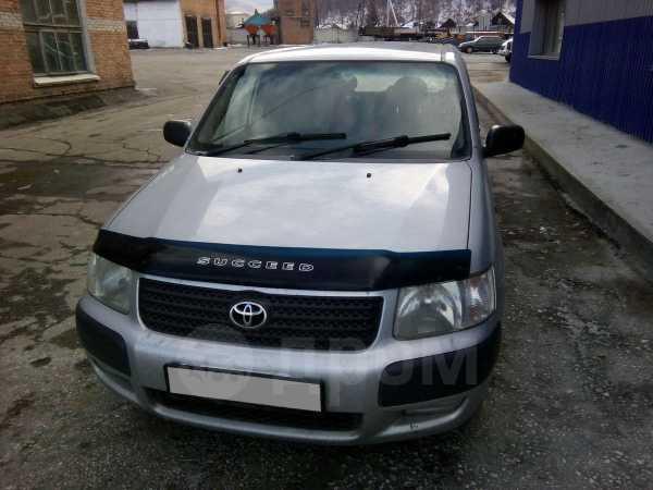 Toyota Succeed, 2002 год, 250 000 руб.