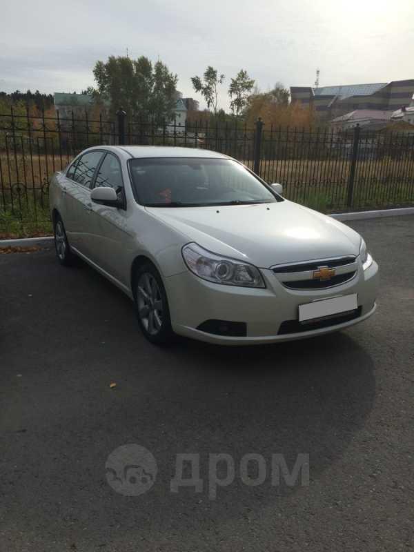 Chevrolet Epica, 2012 год, 650 000 руб.