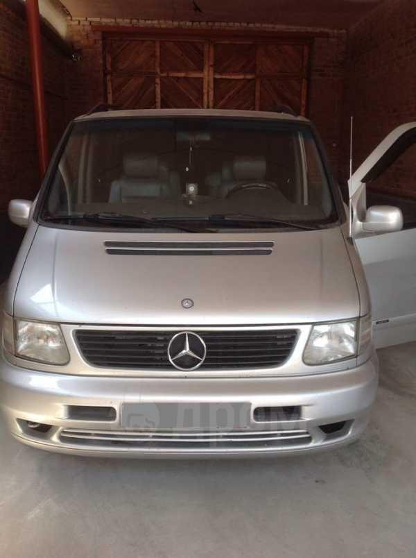 Mercedes-Benz Vito, 1996 год, 550 000 руб.