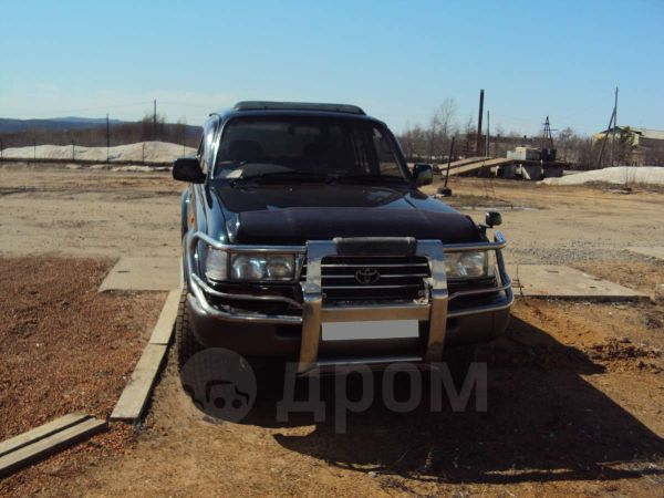 Toyota Land Cruiser, 1996 год, 950 000 руб.