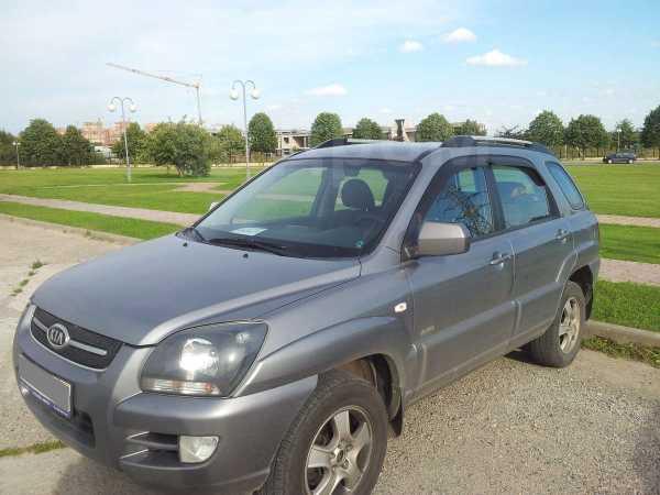 Kia Sportage, 2008 год, 550 000 руб.