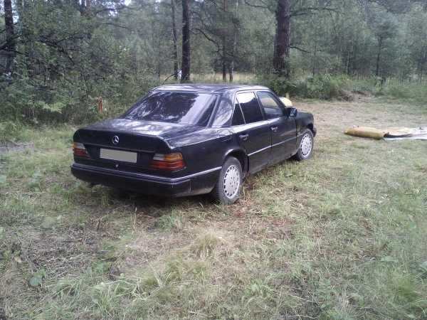 Mercedes-Benz E-Class, 1989 год, 125 000 руб.