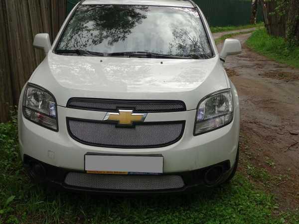 Chevrolet Orlando, 2011 год, 666 000 руб.