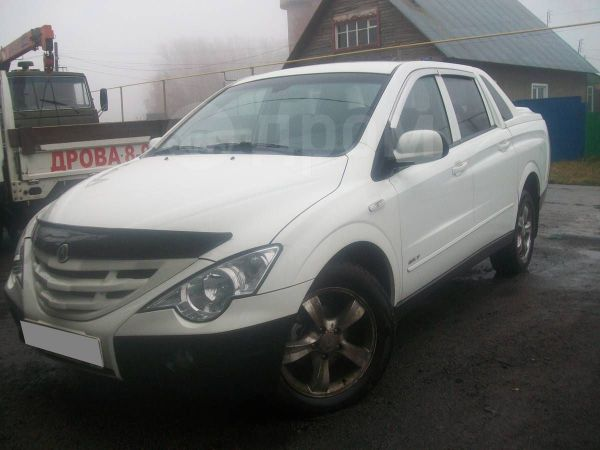 SsangYong Actyon Sports, 2008 год, 520 000 руб.