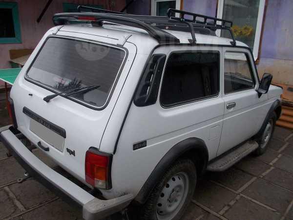 Лада 4x4 2121 Нива, 2007 год, 240 000 руб.