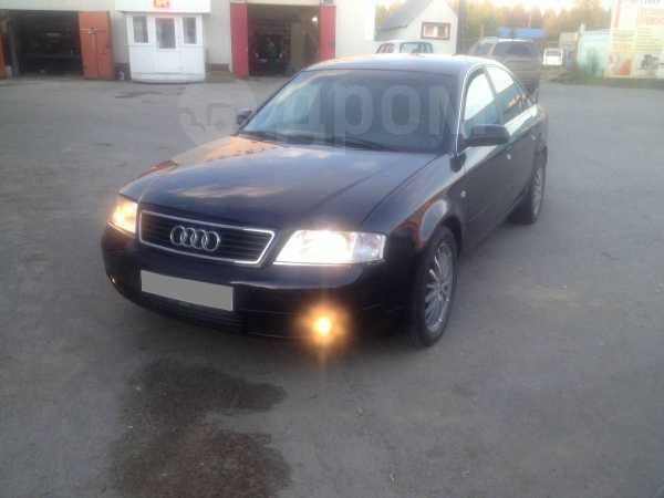 Audi A6, 2001 год, 255 000 руб.