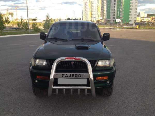 Mitsubishi Pajero Sport, 1998 год, 440 000 руб.
