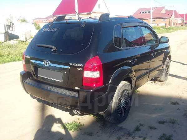 Hyundai Tucson, 2005 год, 465 000 руб.