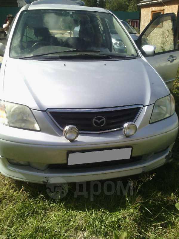 Mazda Efini MPV, 2001 год, 280 000 руб.