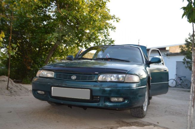 Mazda 626, 1992 год, 110 000 руб.