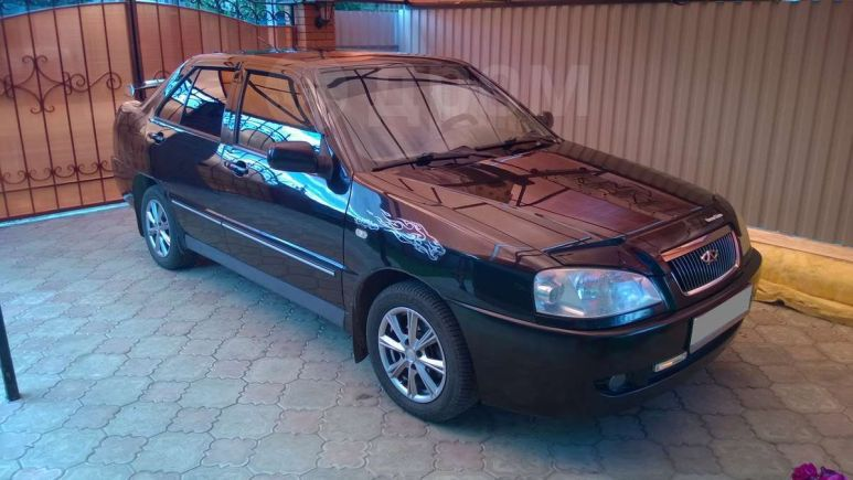 Chery Amulet A15, 2007 год, 145 000 руб.