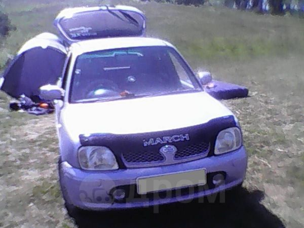 Nissan March, 2000 год, 155 000 руб.