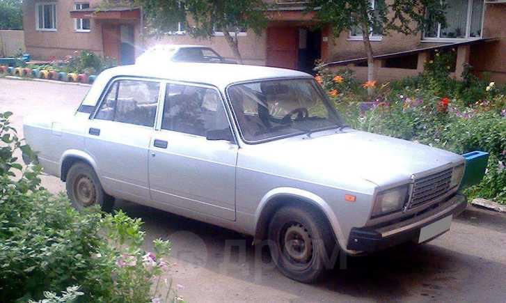 Лада 2107, 2010 год, 125 000 руб.