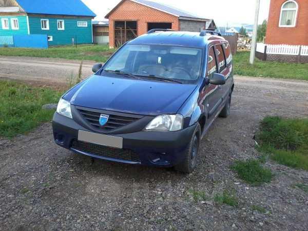 Dacia Logan MCV, 2008 год, 290 000 руб.