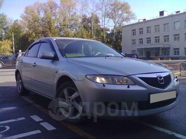 Mazda Mazda6, 2003 год, 245 000 руб.