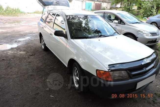 Nissan AD, 2001 год, 165 000 руб.