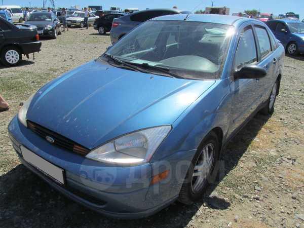 Ford Focus, 2000 год, 225 000 руб.