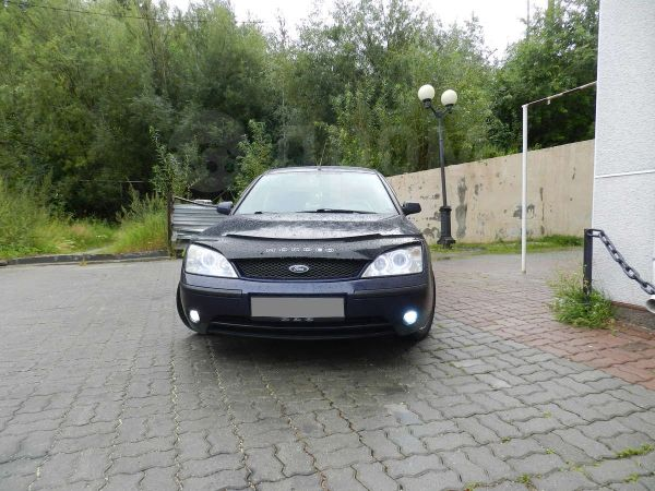 Ford Mondeo, 2001 год, 250 000 руб.