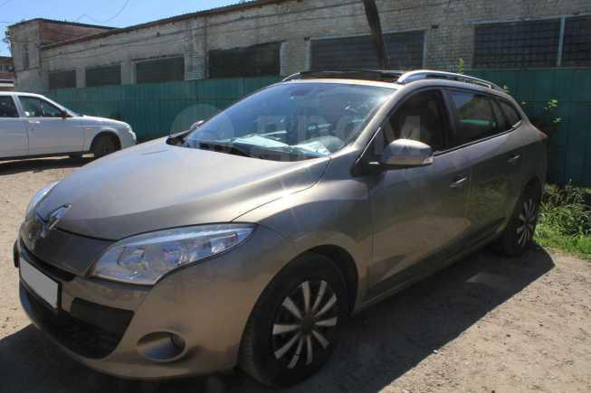 Renault Megane, 2010 год, 460 000 руб.