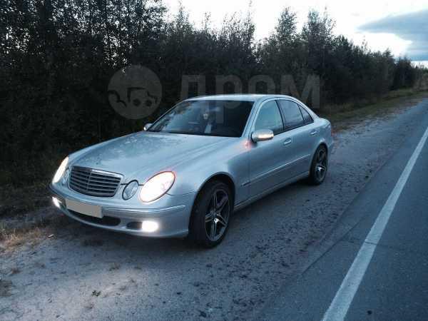 Mercedes-Benz E-Class, 2002 год, 455 000 руб.