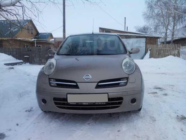 Nissan Micra, 2006 год, 292 000 руб.