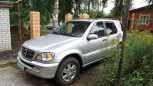 Mercedes-Benz M-Class, 2003 год, 670 000 руб.