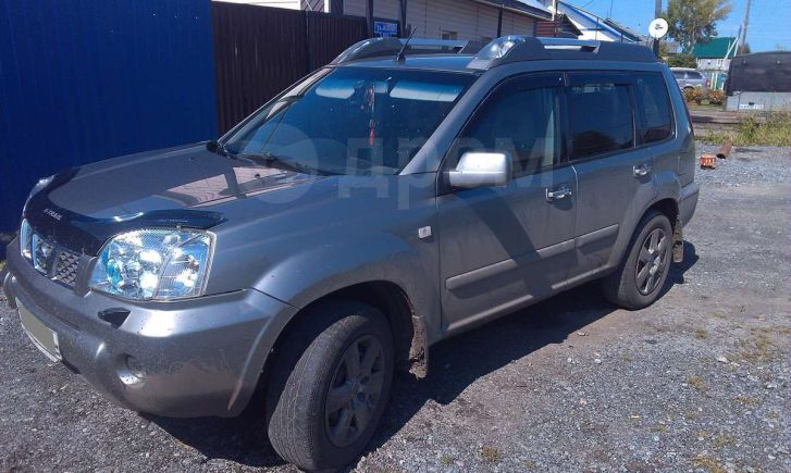 Nissan X-Trail, 2006 год, 580 000 руб.