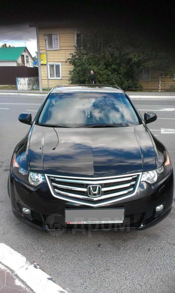 Honda Accord, 2008 год, 820 000 руб.