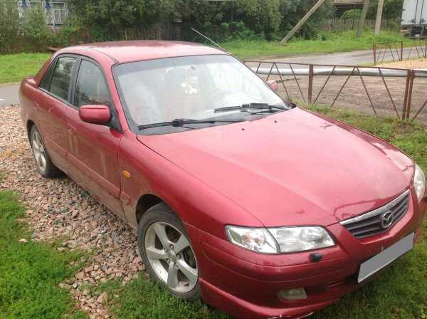 Mazda 626, 2001 год, 170 000 руб.