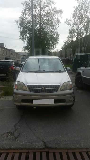 Toyota Nadia, 2000 год, 250 000 руб.
