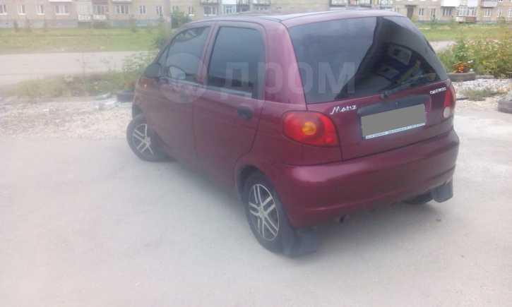 Daewoo Matiz, 2009 год, 116 000 руб.