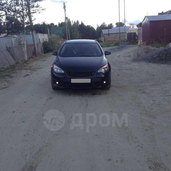 Opel Astra, 2012 год, 730 000 руб.