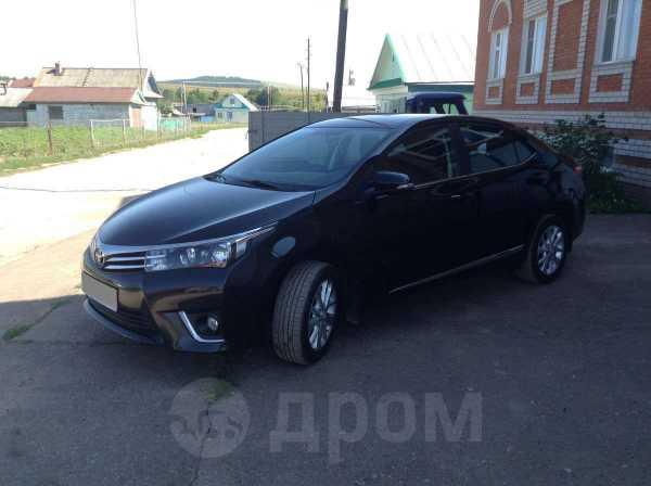 Toyota Corolla, 2013 год, 844 000 руб.