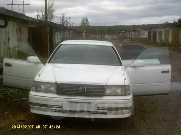 Toyota Crown, 1996 год, 220 000 руб.