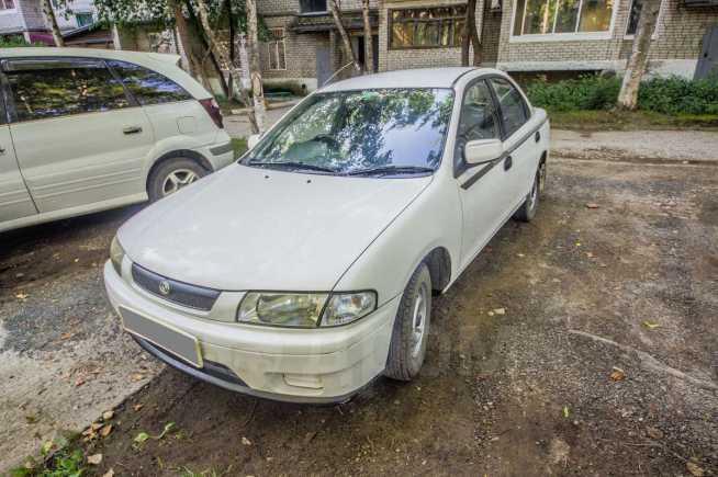 Mazda Familia, 1996 год, 105 000 руб.