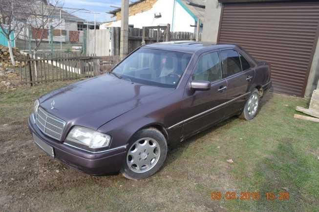 Mercedes-Benz C-Class, 1994 год, 220 000 руб.