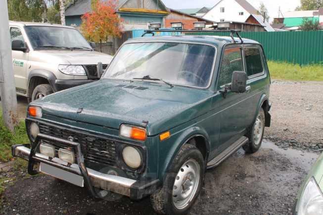 Лада 4x4 2121 Нива, 2004 год, 120 000 руб.