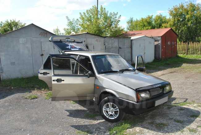 Лада 2109, 2001 год, 86 000 руб.